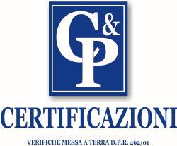 C.& P. CERTIFICAZIONI SRL